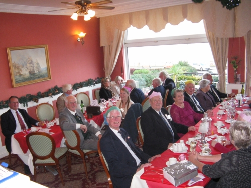 2012 Christmas Lunch (part)