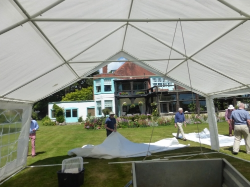 END VIEW - 2019 Garden Party