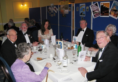 MMW Dinner and Dog Racing 2010 - table 3.